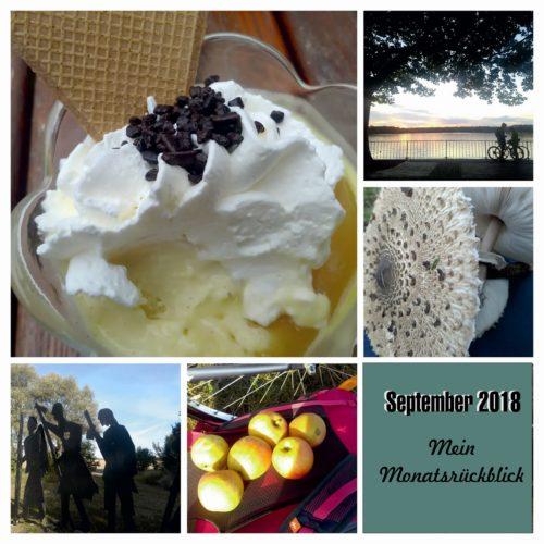 Monatsrückblick 09-2018: Waldsiedlung, Summter See & Hiddensee